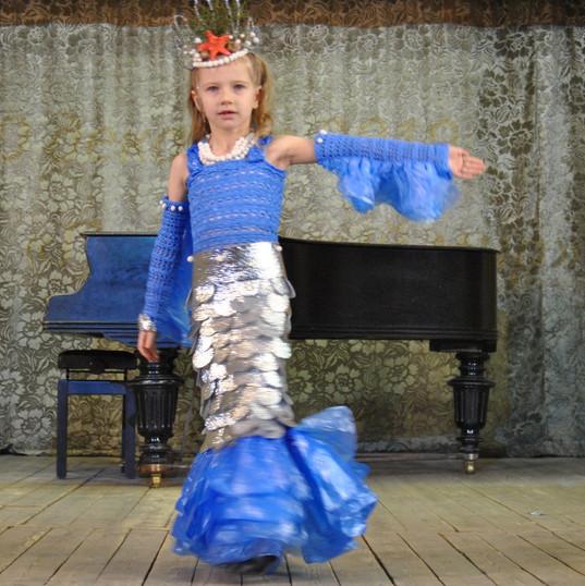 8. Кирчанова Мария, 7 лет