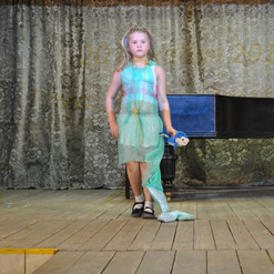 10. Лебедева Алиса, 7 лет