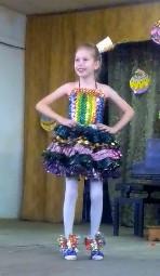 15. Шипицына Анастасия, 9 лет