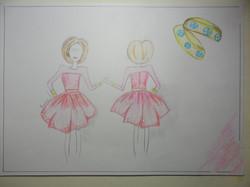 2. Загайновна Ксения, 11 лет