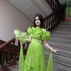 11. Галимова Ралина, 15 лет