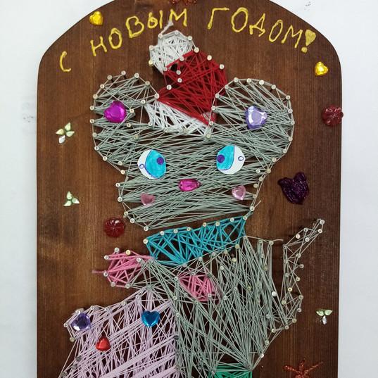 8. Хлебникова Милана, 9 лет