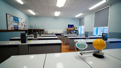 Laboratoire de sciences