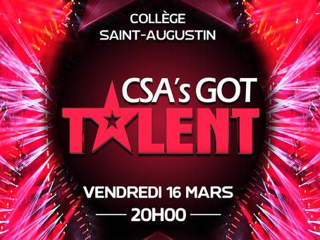 CSA's Got Talent