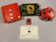 Dreamcast Limited Christmas Seaman