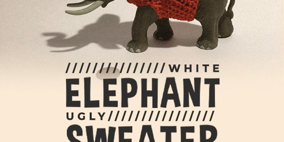 Christmas White Elephant Party
