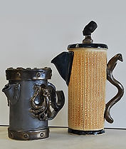 Carrie Merrill Tea Pot Sculptures_edited