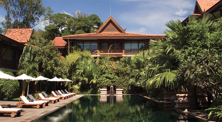 PANSEA Residence d Angkor