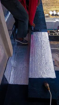 Membrane Waterproofing aluminium CFC