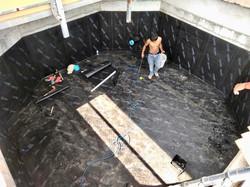 Waterproofing Pond CFC