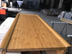 Bamboo Decking & Flooring Materials