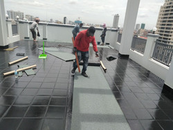 Roof Waterproofing Mineral Protection 4mm