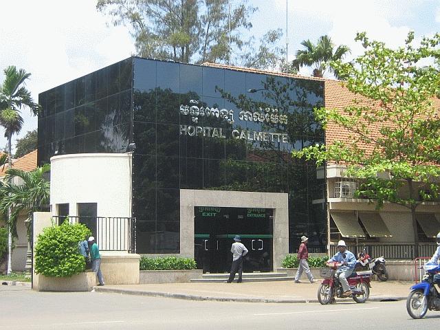 Calmette Hospital