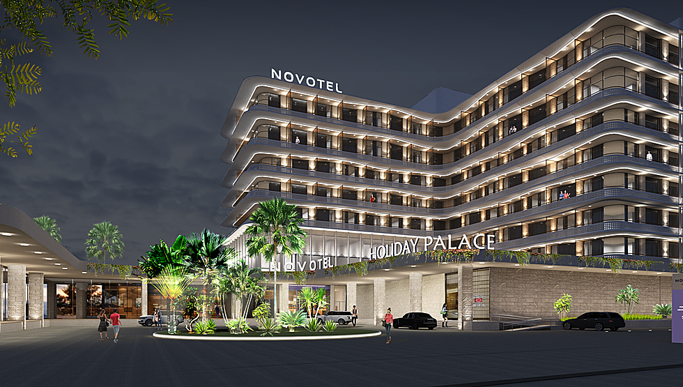 Novotel Holiday Palace
