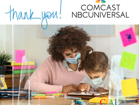 Comcast NBCUniversal Supports CfAL's Digital Literacy Program