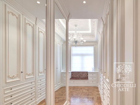 Designing and developing your bespoke dressing room - Read our latest newsletter