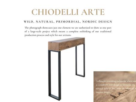 Wild, Natural, Primordial, Nordic design