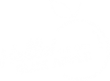 Hello We are Blue Apple Icon white.png