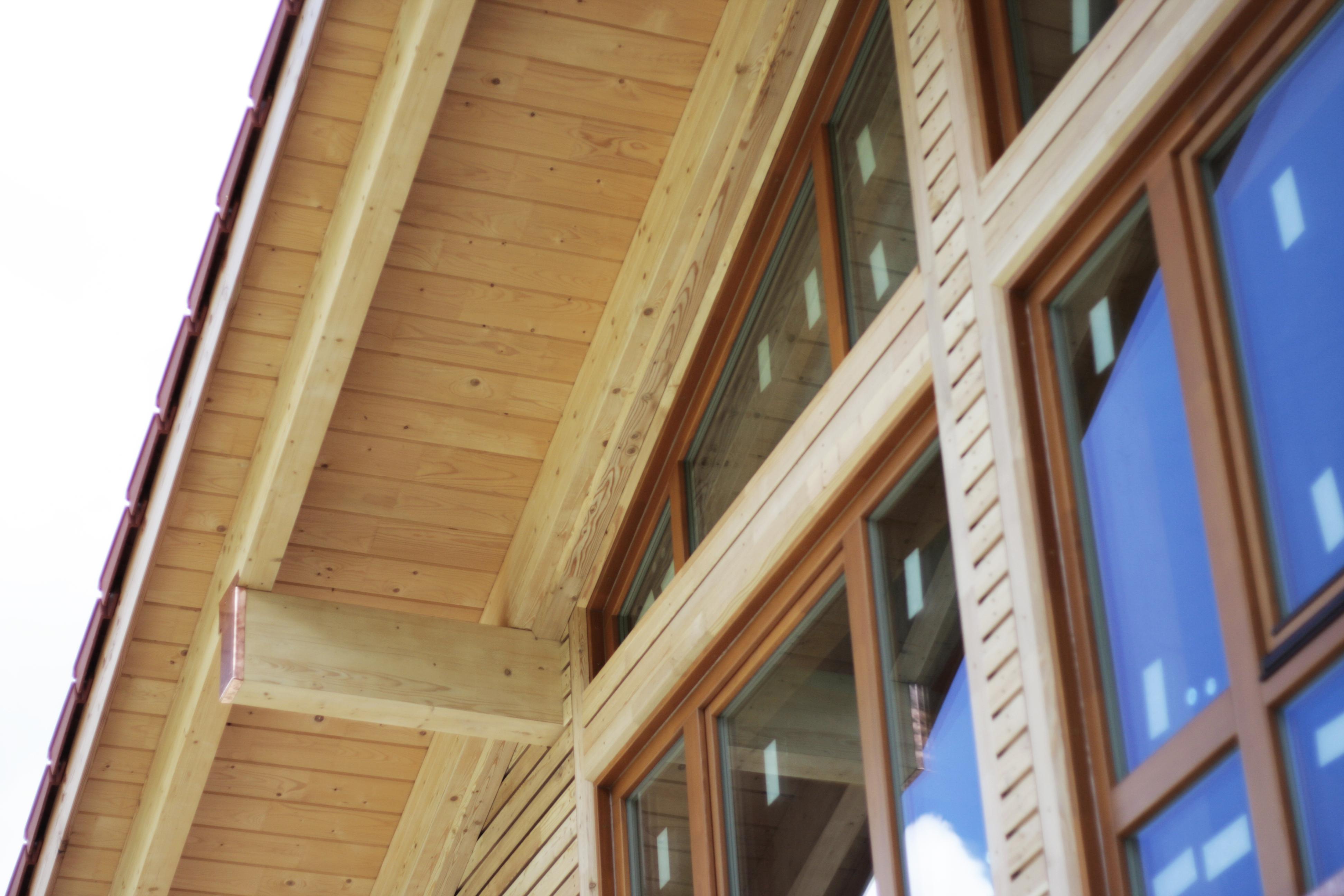 Holzfenster mit 3-facher Verglasung