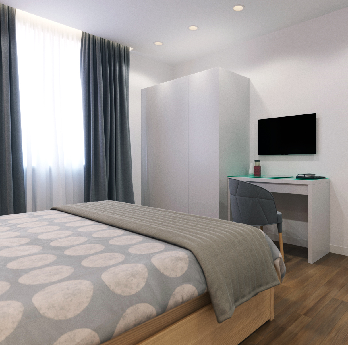 Castle GmbH-Appartment Hotel-Zimmer3