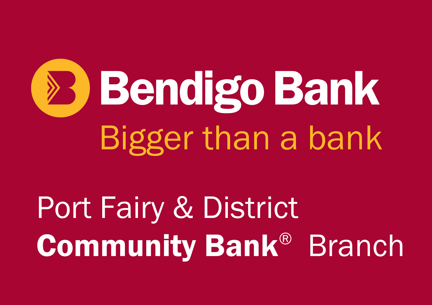 Port Fairy & District Community Bank