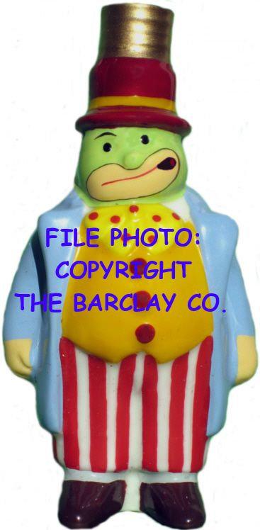 """#BC-047 - Little Nemo In Slumberland """"Milk Glass"""" Bulb Cover - Flip"""