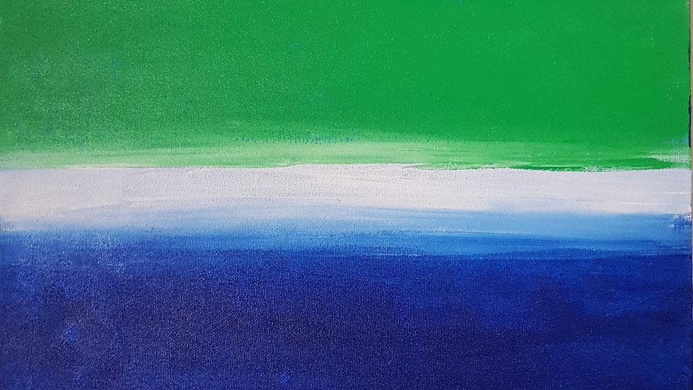 GREEN&BLUE
