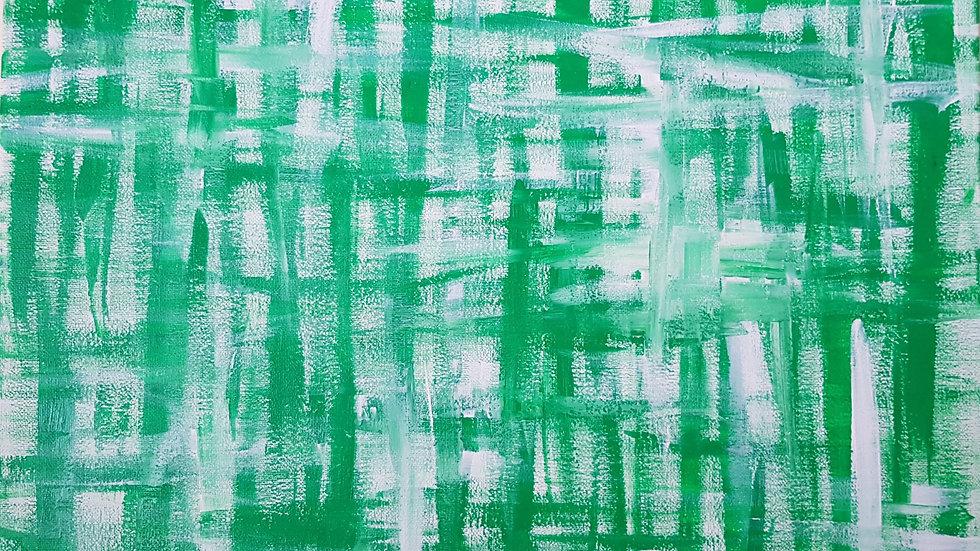 LIGHT GREEN GRID