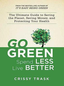 Go green, spend less, live better