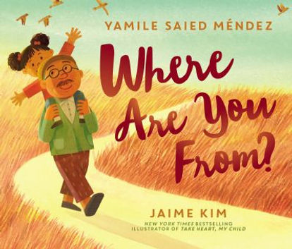 Book cover image: Where are you from? By Yamile Saied Mendez