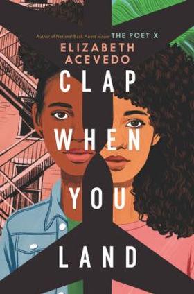 Clap When You Land (cover image) by Elizabeth Acevedo