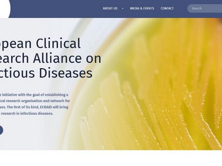 Launch of the ECRAID-Base project: Pan-European network for infectious diseases in Europe.