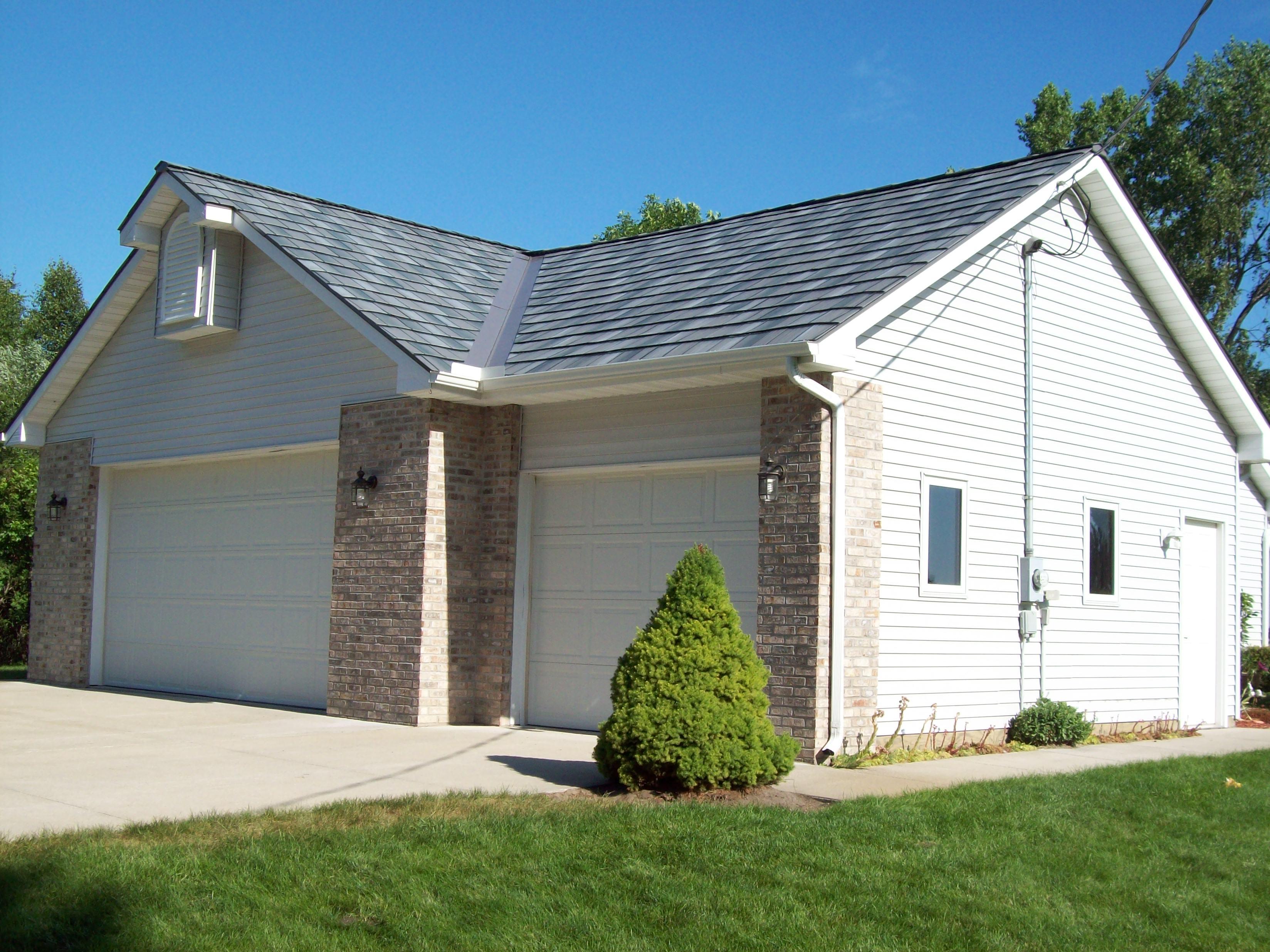 Husky Metal Roofs Edco Steel Shingle System