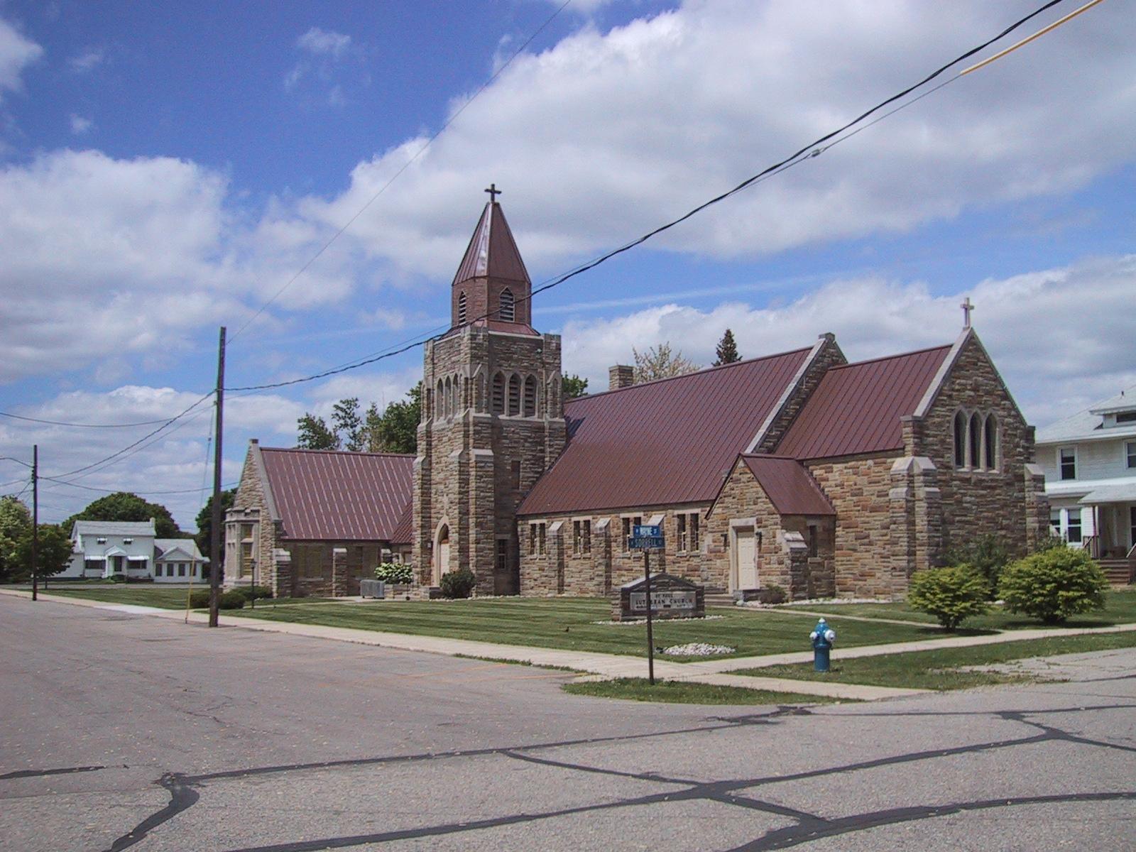 Husky Metal Roofs - Standing Seam Church