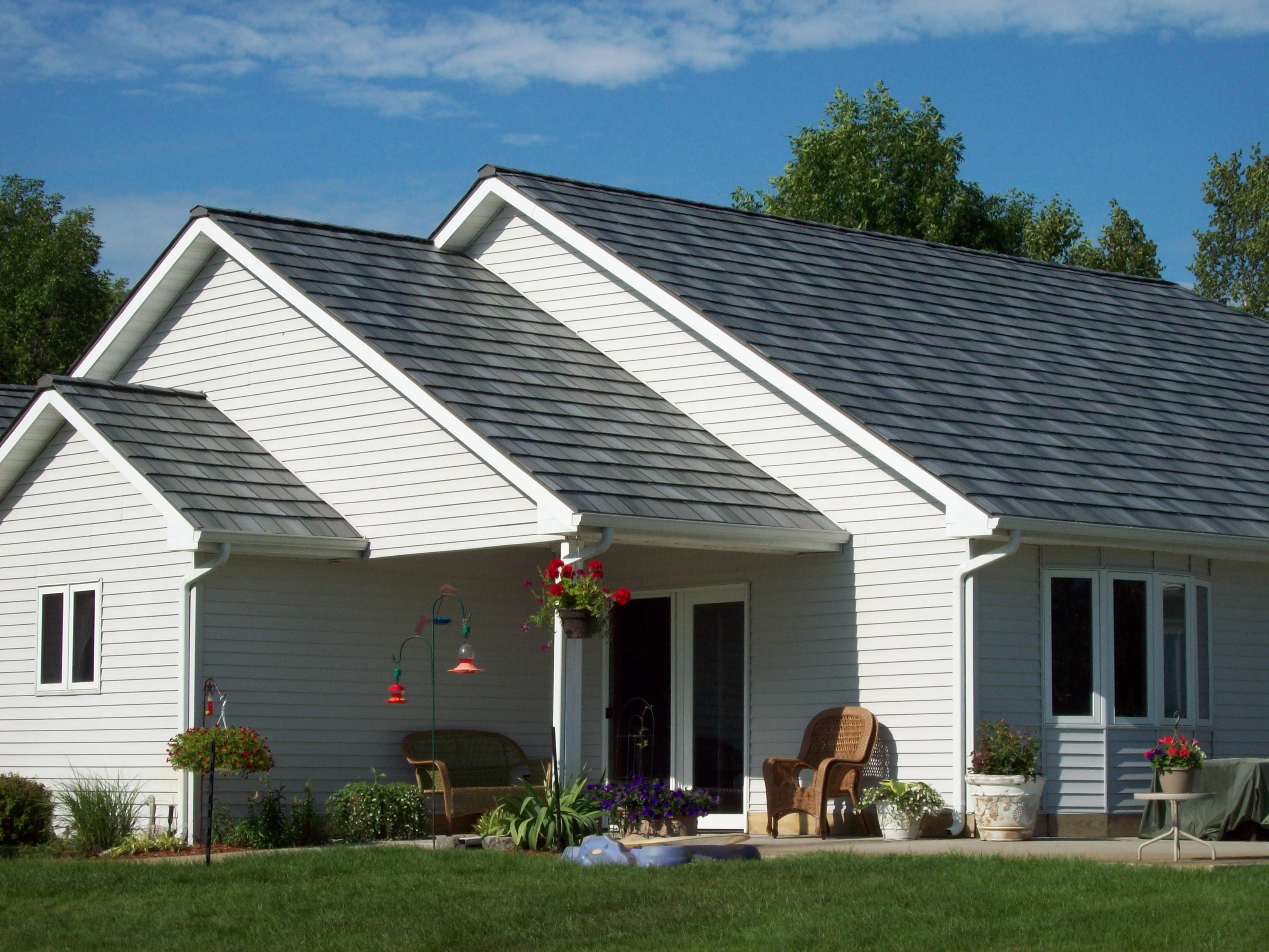 Husky Metal Roofs Edco Steel Shingle
