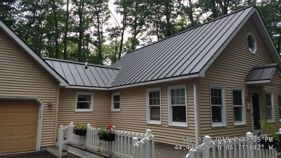 Residential Standing Seam