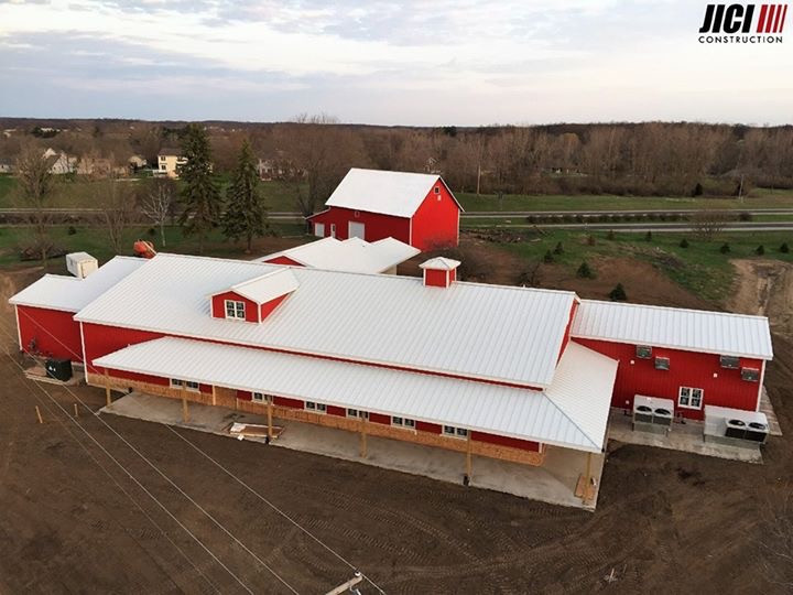 Standing Seam Roof In Angola Indiana