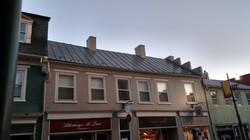 Standing Seem Metal Roof