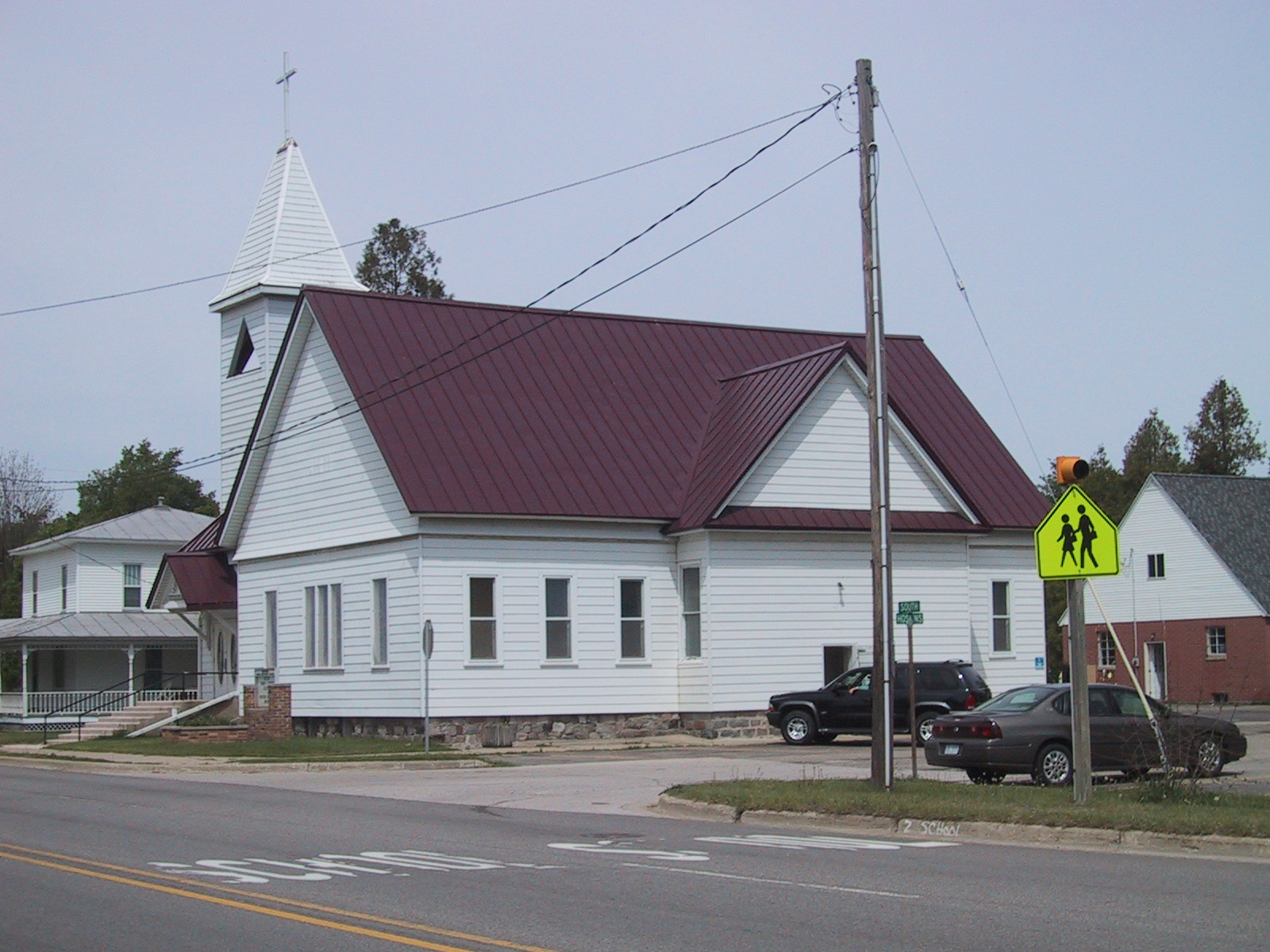 Husky Metal Roofs - Standing Seam Commercial Church