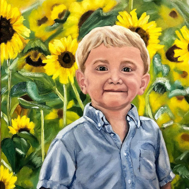 In the Sunflowers