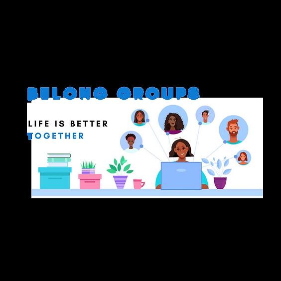 Spring 2021 Belong Groups