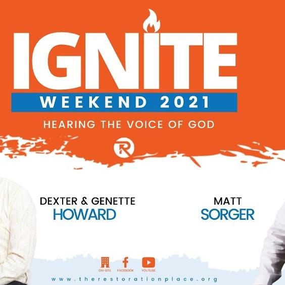 Ignite Weekend 2021