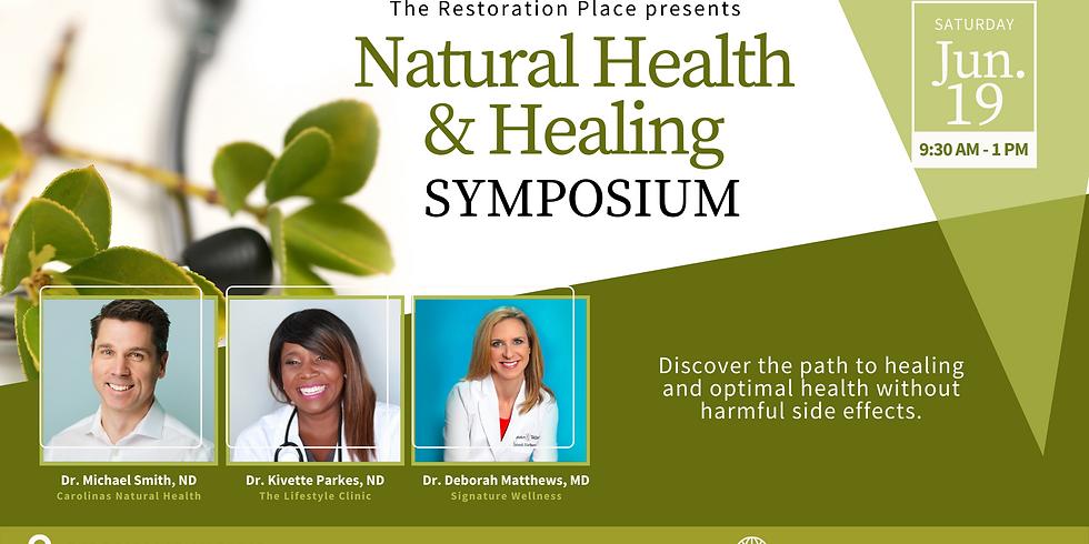 Natural Health & Healing Symposium