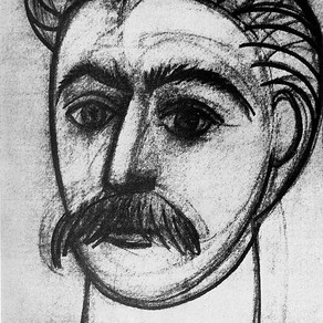 """[snippet]  Pablo Picasso's """"Portrait of Joseph Stalin"""" 1953 and a conflict in NYC, 2008"""