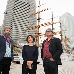 Raqs Media Collective Appointed as Artistic Director for Yokohama Triennale 2020