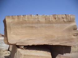 Rajgreen sandstone block