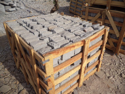 cobbles packing
