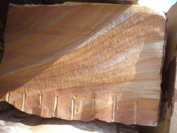 Rippon sandstone block