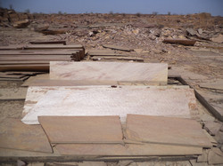 Panther sandstone slab