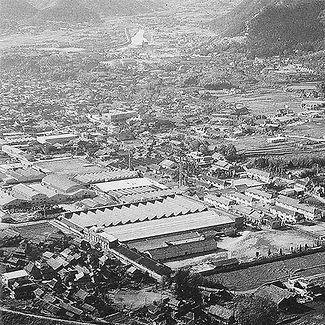 オザワ繊維株式会社工場